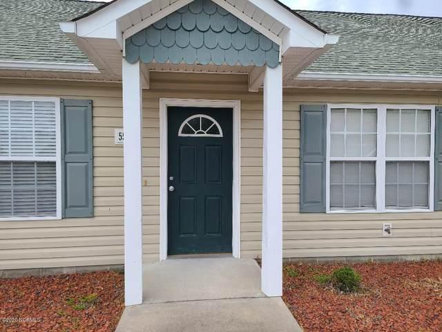 550 Peletier Loop Road, Swansboro, NC 28584 (MLS #100230446) :: Carolina Elite Properties LHR