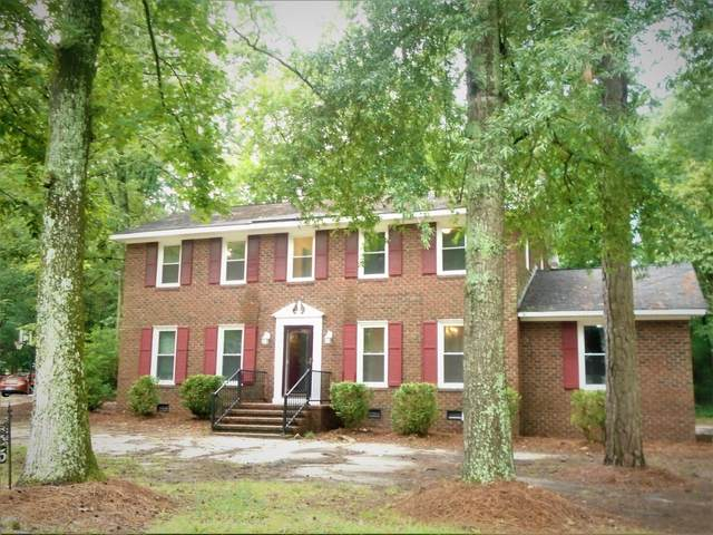 2805 Wellington Drive, Rocky Mount, NC 27803 (MLS #100230451) :: The Chris Luther Team