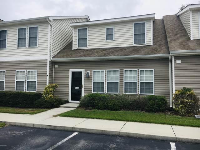 4513 Country Club Road E105, Morehead City, NC 28557 (MLS #100230468) :: Carolina Elite Properties LHR