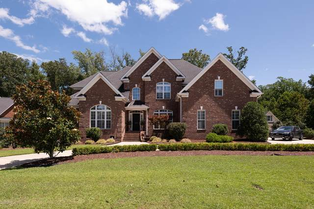 323 Golf View Drive, Greenville, NC 27834 (MLS #100230513) :: Berkshire Hathaway HomeServices Hometown, REALTORS®