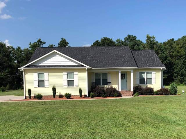 151 New Pine Lane, Clinton, NC 28328 (MLS #100230522) :: The Chris Luther Team
