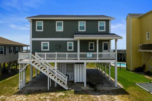 305 Ocean Boulevard E, Holden Beach, NC 28462 (MLS #100230538) :: Carolina Elite Properties LHR