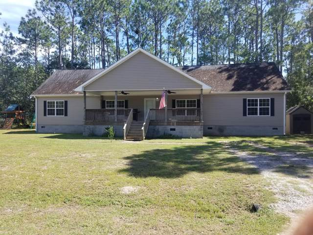 982 Mirror Lake Drive, Southport, NC 28461 (MLS #100230542) :: Vance Young and Associates