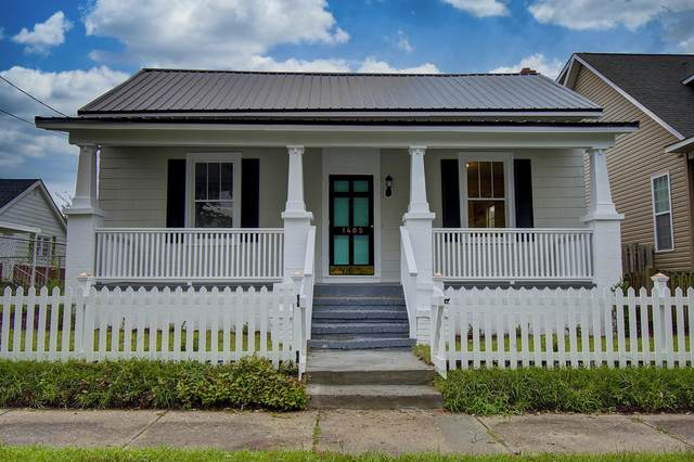 1405 Queen Street, Wilmington, NC 28401 (MLS #100230546) :: The Chris Luther Team