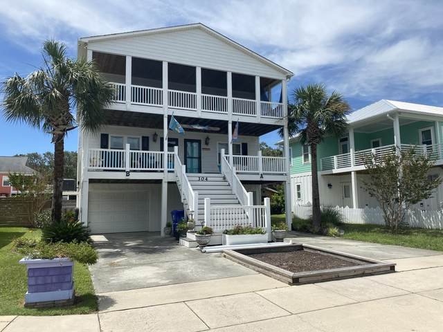 304 S 3rd Street #1, Carolina Beach, NC 28428 (MLS #100230553) :: Coldwell Banker Sea Coast Advantage