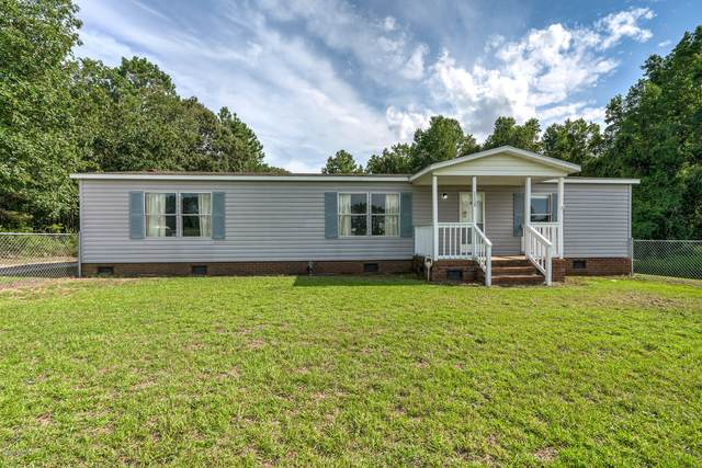 11136 Rock Quarry Road, Sims, NC 27880 (MLS #100230574) :: Carolina Elite Properties LHR