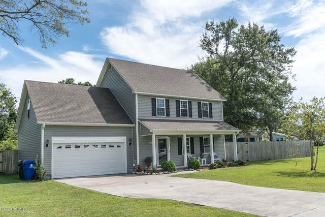 2522b Forest Drive E, Newport, NC 28570 (MLS #100230576) :: Lynda Haraway Group Real Estate