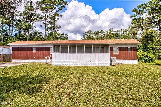 237 NE 65th Street, Oak Island, NC 28465 (MLS #100230578) :: Carolina Elite Properties LHR