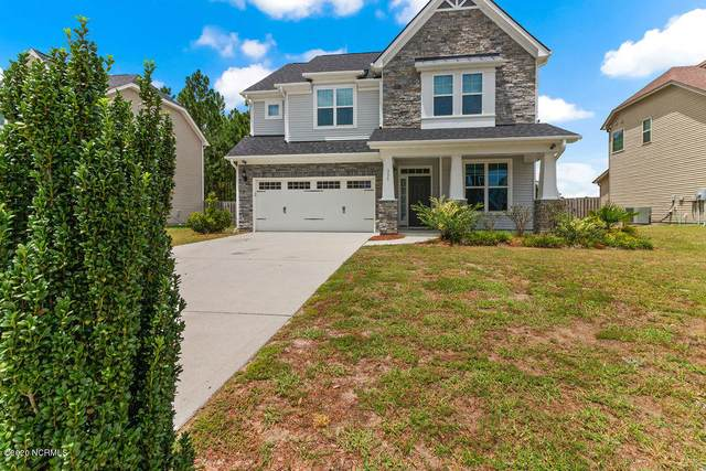 335 Belvedere Drive, Holly Ridge, NC 28445 (MLS #100230600) :: Castro Real Estate Team