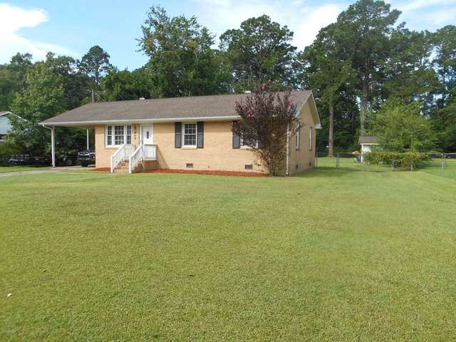 609 Lee Drive, Havelock, NC 28532 (MLS #100230609) :: Vance Young and Associates