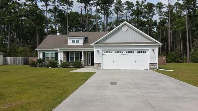 103 Apple Drive, Havelock, NC 28532 (MLS #100230623) :: Barefoot-Chandler & Associates LLC