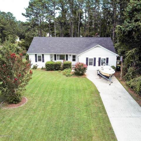 129 Silver Creek Drive, Swansboro, NC 28584 (MLS #100230629) :: Lynda Haraway Group Real Estate