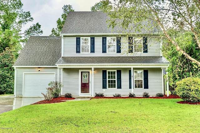 130 Plow Point Lane, Jacksonville, NC 28546 (MLS #100230637) :: The Keith Beatty Team