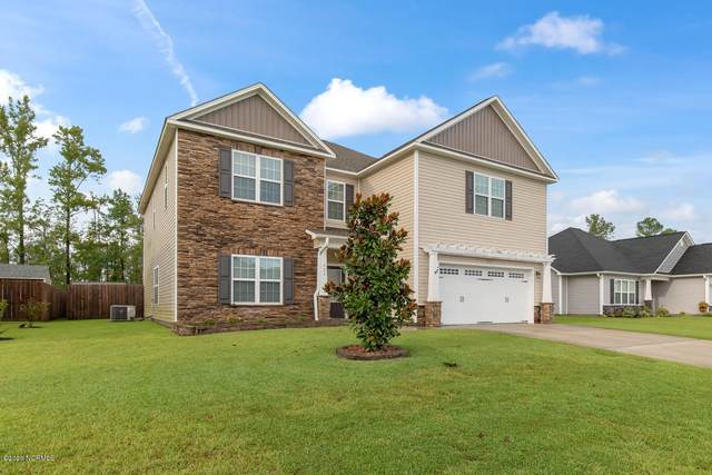 329 Merin Height Road Road, Jacksonville, NC 28546 (MLS #100230662) :: The Keith Beatty Team