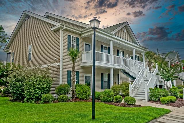 1012 Great Egret Circle SW #3, Sunset Beach, NC 28468 (MLS #100230684) :: The Keith Beatty Team