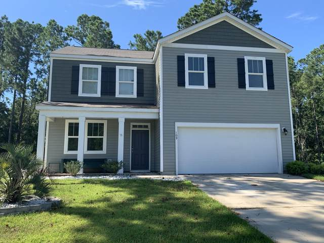 109 Old Dock Landing Road, Sneads Ferry, NC 28460 (MLS #100230720) :: Lynda Haraway Group Real Estate
