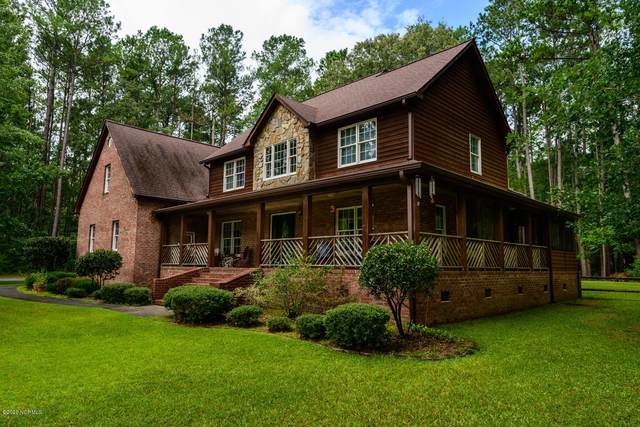 3390 Brices Creek Road, Pollocksville, NC 28573 (MLS #100230724) :: The Tingen Team- Berkshire Hathaway HomeServices Prime Properties