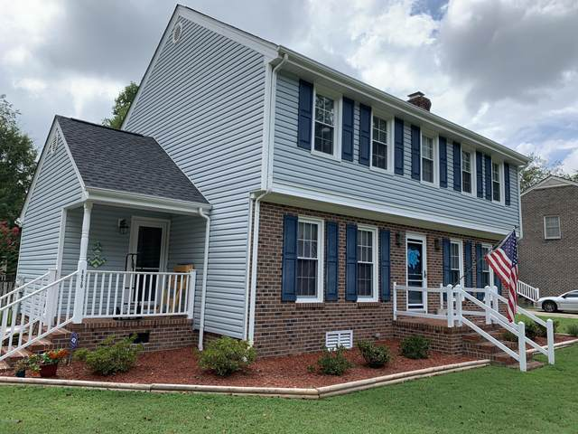 4020 Brassfield Drive, Rocky Mount, NC 27803 (MLS #100230726) :: Lynda Haraway Group Real Estate