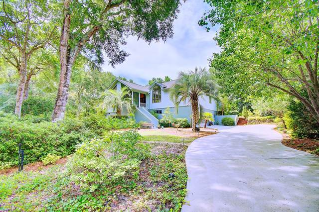 287 Heather Drive, Sunset Beach, NC 28468 (MLS #100230729) :: Lynda Haraway Group Real Estate