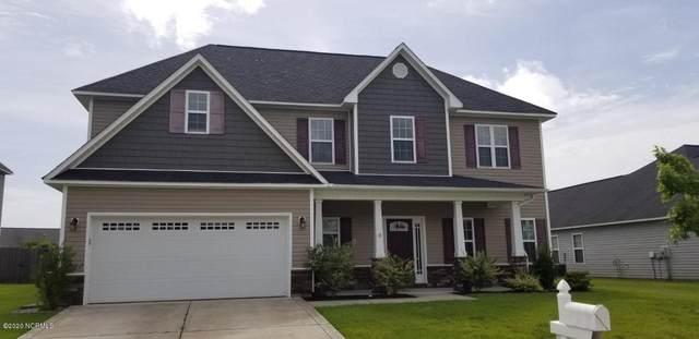 3202 Hardee Farms Drive, New Bern, NC 28562 (MLS #100230731) :: CENTURY 21 Sweyer & Associates