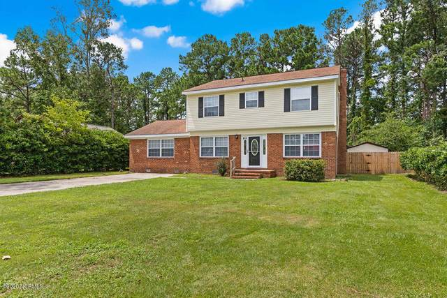 811 Oakwood Avenue, Jacksonville, NC 28546 (MLS #100230742) :: The Keith Beatty Team