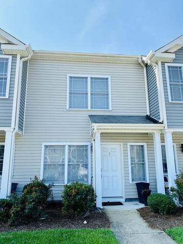 4140 Kittrell Farms Drive U9, Greenville, NC 27858 (MLS #100230755) :: Courtney Carter Homes