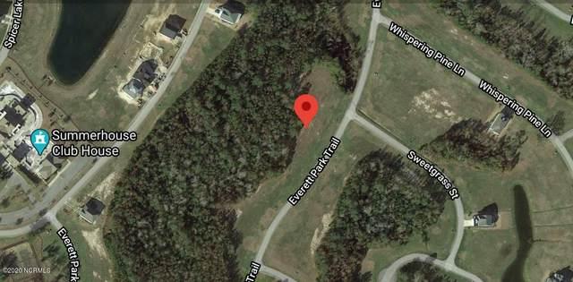 191 Everett Park Trail, Holly Ridge, NC 28445 (MLS #100230773) :: CENTURY 21 Sweyer & Associates