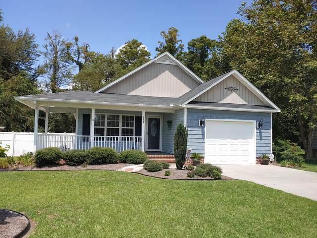 609 Cedar Lane, Washington, NC 27889 (MLS #100230783) :: Courtney Carter Homes