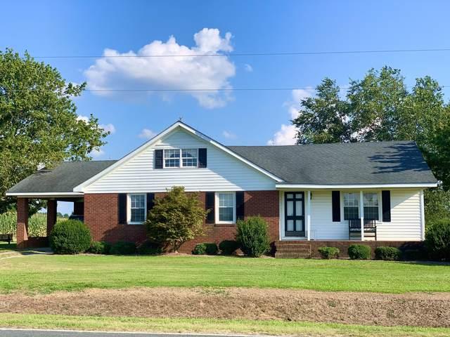 570 Holloman Road, Walstonburg, NC 27888 (MLS #100230809) :: Berkshire Hathaway HomeServices Prime Properties