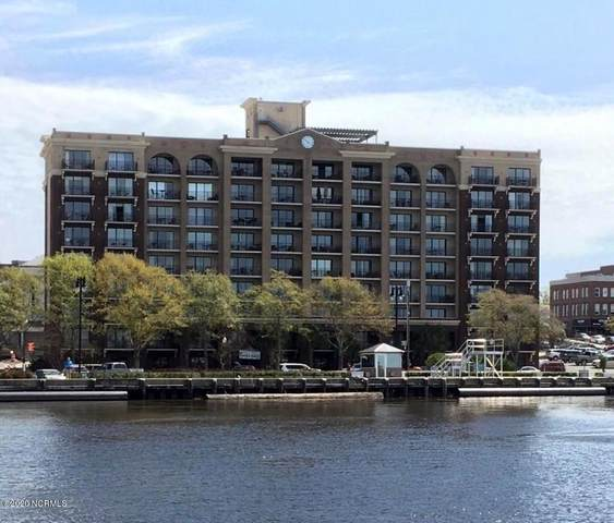 106 N Water Street #305, Wilmington, NC 28401 (MLS #100230838) :: David Cummings Real Estate Team