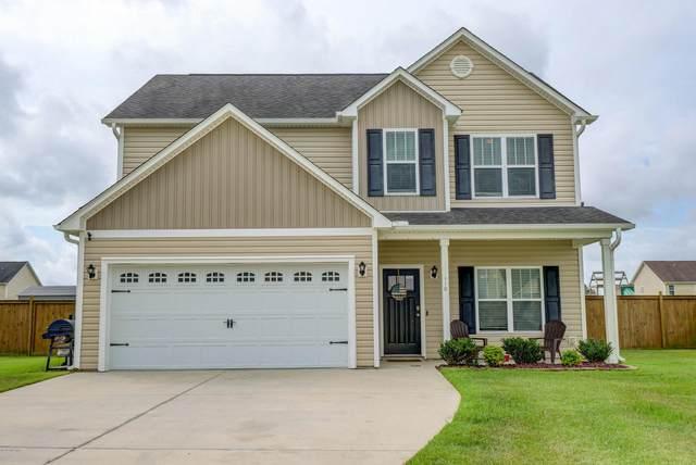 110 Landover Drive, Richlands, NC 28574 (MLS #100230857) :: Courtney Carter Homes