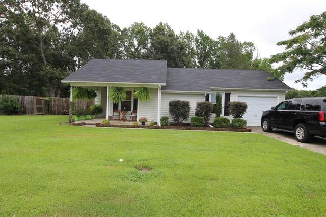 406 Hunting Green Drive, Jacksonville, NC 28546 (MLS #100230871) :: The Keith Beatty Team