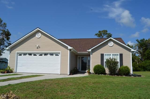 5035 N Hampton Drive SE, Southport, NC 28461 (MLS #100230901) :: Courtney Carter Homes