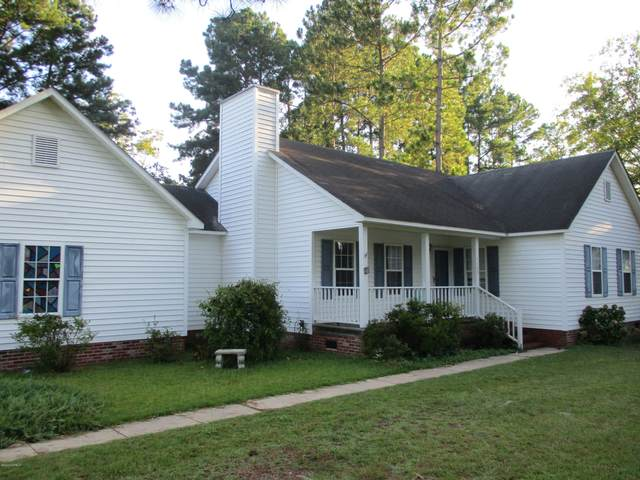 1103 Laurel Street, Laurinburg, NC 28352 (MLS #100230917) :: RE/MAX Elite Realty Group