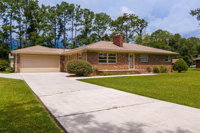 2545 E Forest Drive, Newport, NC 28570 (MLS #100230921) :: The Chris Luther Team
