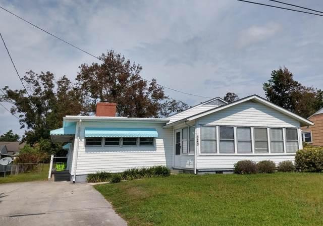 620 W Broad Street, Swansboro, NC 28584 (MLS #100230926) :: The Cheek Team