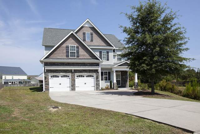 116 Percy Padgett Court, Holly Ridge, NC 28445 (MLS #100230928) :: Donna & Team New Bern