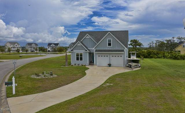 1400 Fathom Way, Morehead City, NC 28557 (MLS #100230929) :: Donna & Team New Bern