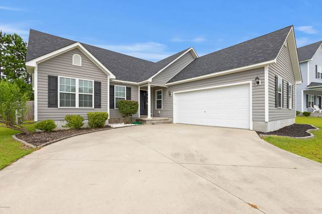 302 Mulberry Lane, Jacksonville, NC 28546 (MLS #100230931) :: Donna & Team New Bern
