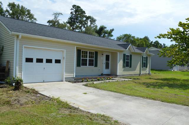 327 Steller Road, Jacksonville, NC 28540 (MLS #100230935) :: Donna & Team New Bern
