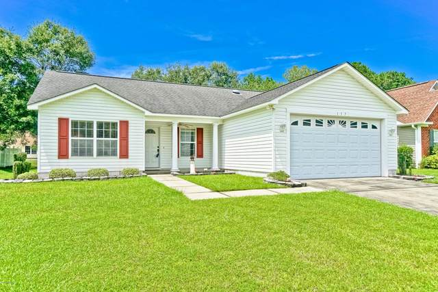 157 Wild Raven Street NW, Shallotte, NC 28470 (MLS #100230936) :: Lynda Haraway Group Real Estate