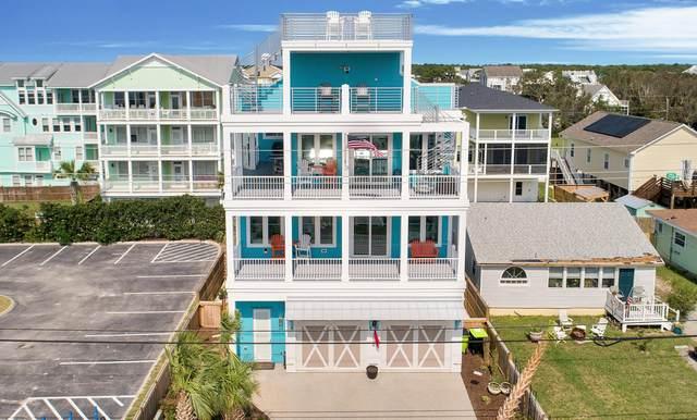 1616 S Lake Park Boulevard, Carolina Beach, NC 28428 (MLS #100230960) :: RE/MAX Essential