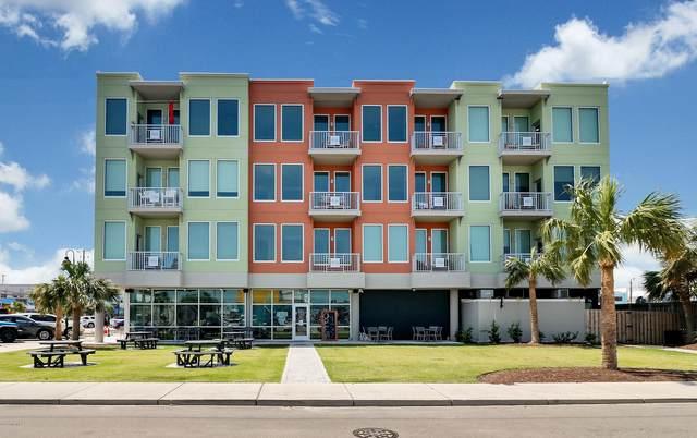 102 Cape Fear Boulevard #301, Carolina Beach, NC 28428 (MLS #100230965) :: Vance Young and Associates