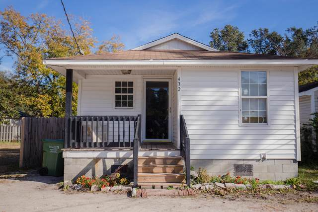 432 Clay Street, Wilmington, NC 28405 (MLS #100230985) :: The Chris Luther Team