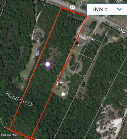 7.15 Ac Maco Road NE, Leland, NC 28451 (MLS #100231004) :: RE/MAX Elite Realty Group