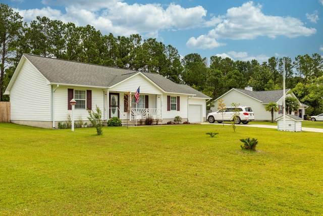 714 Old Deer Trail, Newport, NC 28570 (MLS #100231016) :: The Tingen Team- Berkshire Hathaway HomeServices Prime Properties