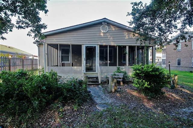316 Crowell Street, Oak Island, NC 28465 (MLS #100231026) :: The Oceanaire Realty