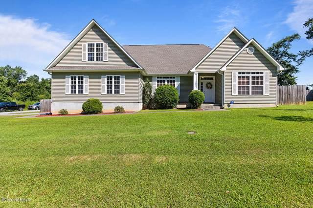 123 Comfort Road, Richlands, NC 28574 (MLS #100231031) :: Courtney Carter Homes