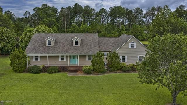 535 Little Deep Creek Road, Newport, NC 28570 (MLS #100231052) :: Coldwell Banker Sea Coast Advantage