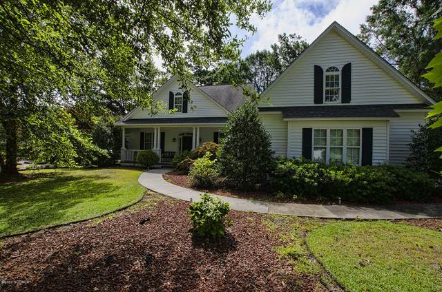 702 Lord Granville Drive, Morehead City, NC 28557 (MLS #100231062) :: RE/MAX Essential